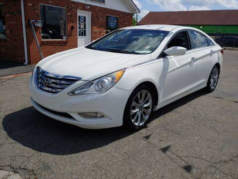2011 Hyundai Sonata for sale at L&M Auto Import in Gastonia NC