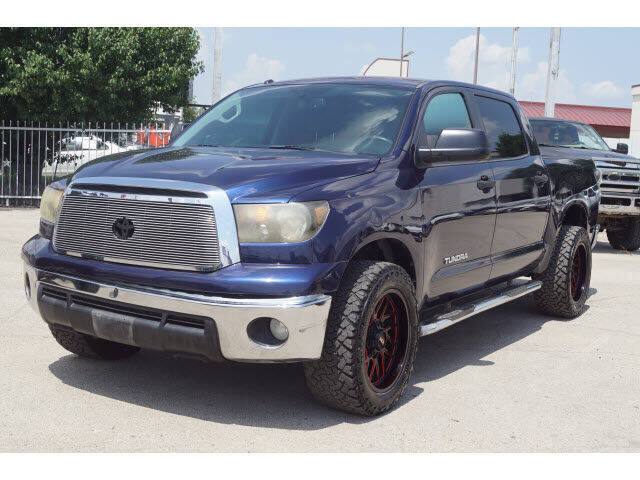 2013 Toyota Tundra for sale at Credit Connection Sales in Fort Worth TX