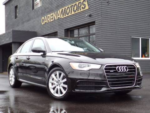 2015 Audi A6 for sale at Carena Motors in Twinsburg OH