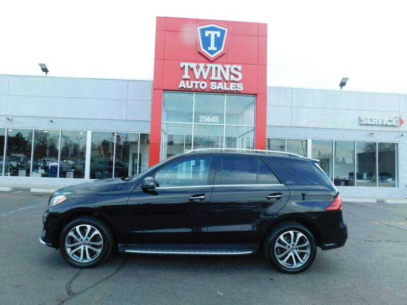2017 Mercedes-Benz GLE for sale at Twins Auto Sales Inc Redford 1 in Redford MI