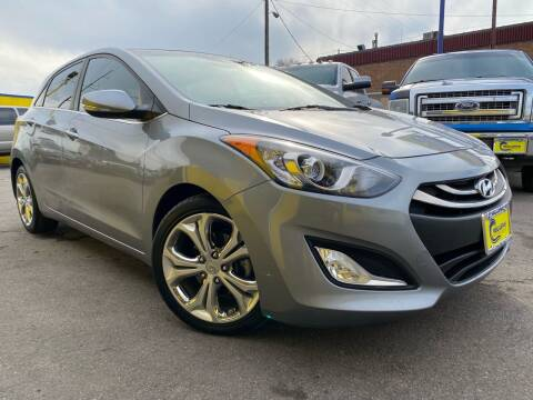 2014 Hyundai Elantra GT for sale at New Wave Auto Brokers & Sales in Denver CO