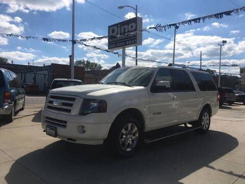 2008 Ford Expedition EL for sale at Dino Auto Sales in Omaha NE