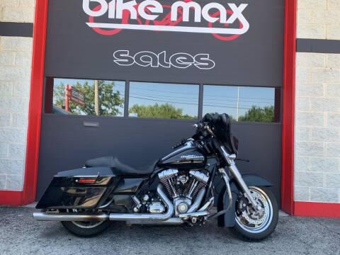 2009 Harley Davidson Street Glide for sale at BIKEMAX, LLC in Palos Hills IL
