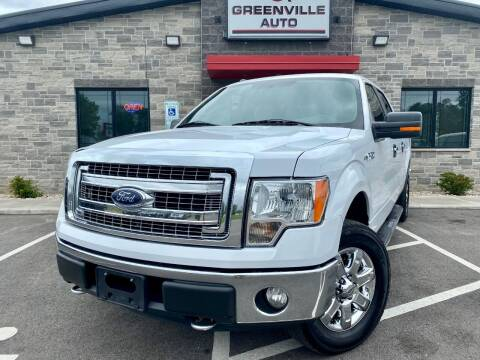 2014 Ford F-150 for sale at GREENVILLE AUTO in Greenville WI