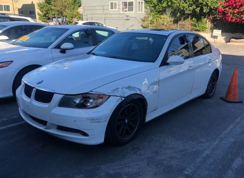 2007 BMW 3 Series for sale at Eden Motor Group in Los Angeles CA
