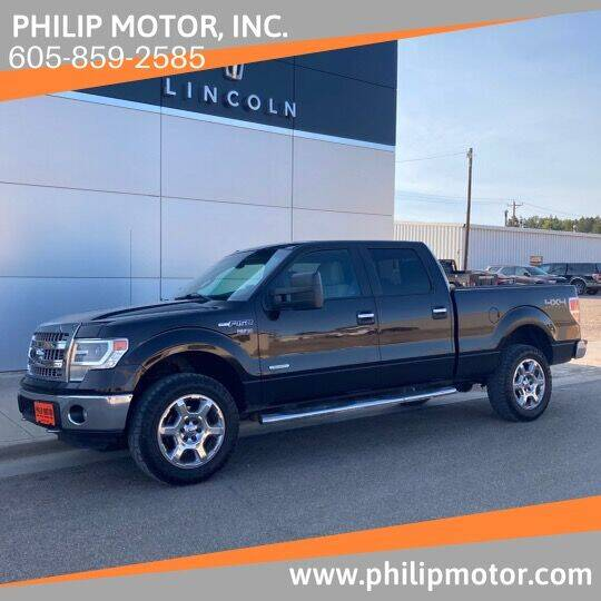 2014 Ford F-150 for sale at Philip Motor Inc in Philip SD