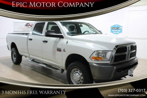2011 RAM Ram Pickup 3500 for sale at Epic Motor Company in Chantilly VA