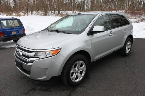 2011 Ford Edge for sale at Mayer Motors of Pennsburg in Pennsburg PA