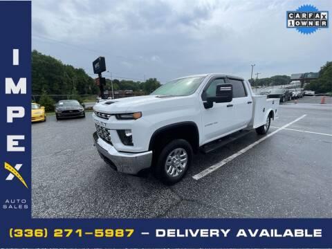 2020 Chevrolet Silverado 2500HD for sale at Impex Auto Sales in Greensboro NC