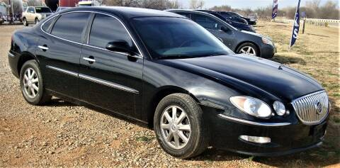 2008 Buick LaCrosse for sale at Advantage Auto Sales in Wichita Falls TX