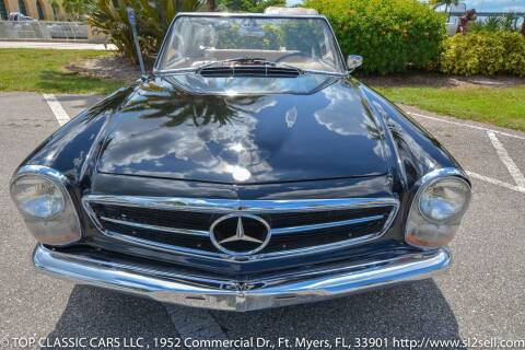 1967 Mercedes-Benz SL-Class for sale at Top Classic Cars LLC in Fort Myers FL