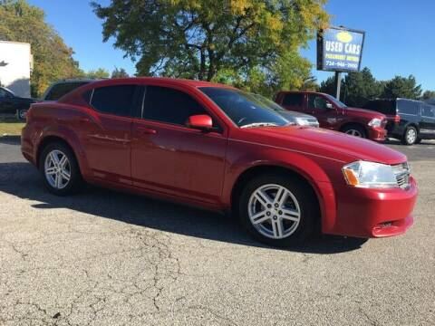 2011 Dodge Avenger for sale at Paramount Motors in Taylor MI
