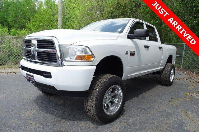 2010 Dodge Ram Pickup 2500 for sale at Brandon Reeves Auto World in Monroe NC
