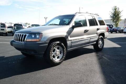 1999 Jeep Grand Cherokee for sale at L & S AUTO BROKERS in Fredericksburg VA