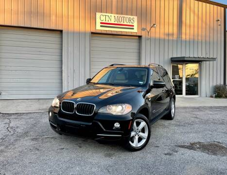2009 BMW X5 for sale at CTN MOTORS in Houston TX