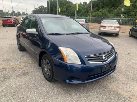 2011 Nissan Sentra for sale at Super Wheels-N-Deals in Memphis TN