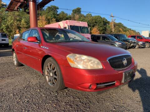 2006 Buick Lucerne for sale at George Strus Motors Inc. in Newfoundland NJ