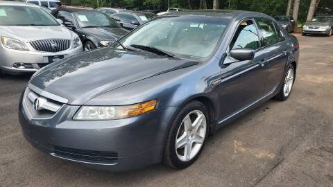 2006 Acura TL for sale at GA Auto IMPORTS  LLC in Buford GA