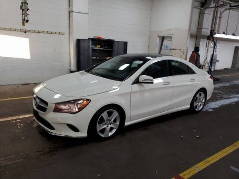 2017 Mercedes-Benz CLA for sale at Coast to Coast Imports in Fishers IN