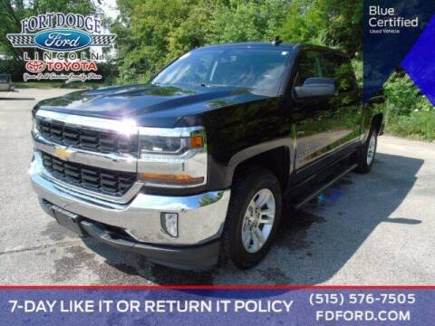 2016 Chevrolet Silverado 1500 for sale at Fort Dodge Ford Lincoln Toyota in Fort Dodge IA