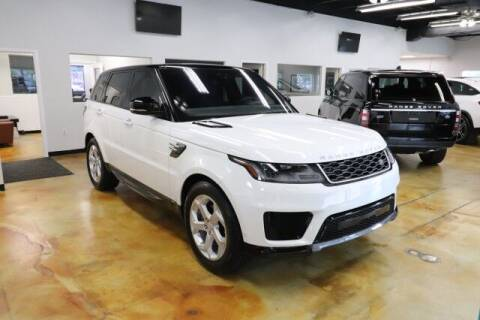 2019 Land Rover Range Rover Sport for sale at RPT SALES & LEASING in Orlando FL