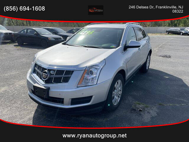 2012 Cadillac SRX for sale in Franklinville, NJ