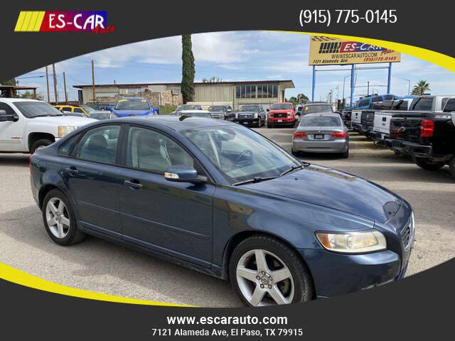 2008 Volvo S40 for sale at Escar Auto in El Paso TX