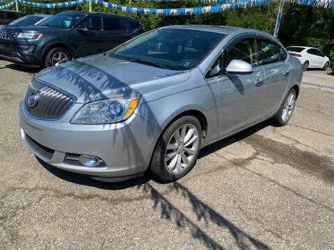 2015 Buick Verano for sale at Matt Jones Preowned Auto in Wheeling WV