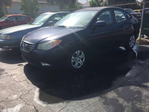 2010 Hyundai Elantra for sale at CAR-RIGHT AUTO SALES INC in Naples FL