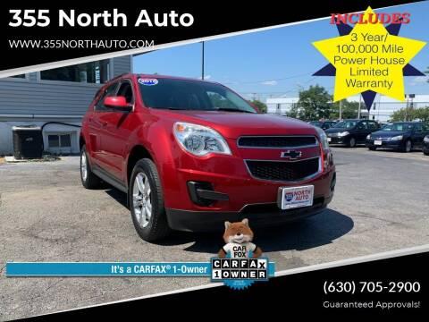2015 Chevrolet Equinox for sale at 355 North Auto in Lombard IL