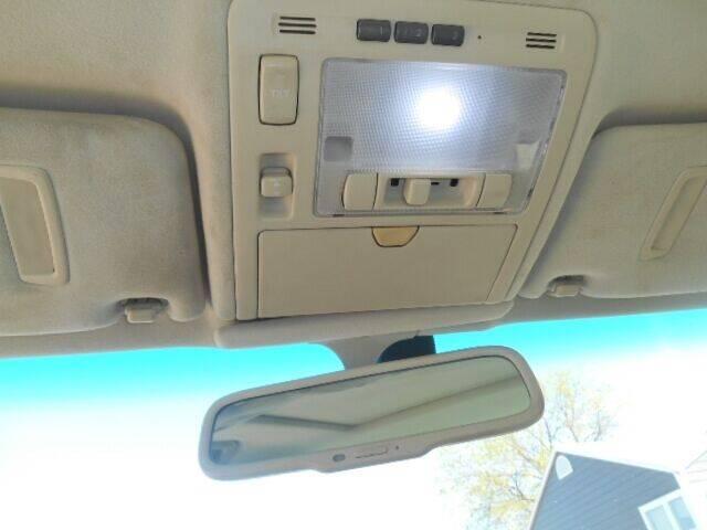 2001 Lexus LS 430 4dr Sedan - Chamberlain SD