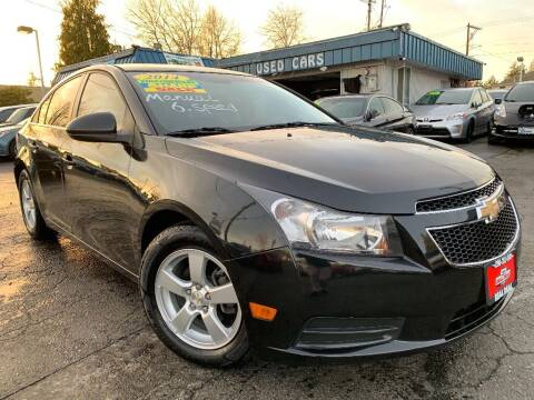 2014 Chevrolet Cruze for sale at Real Deal Cars in Everett WA