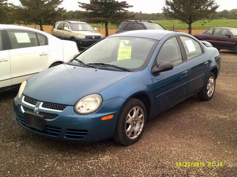 2003 Dodge Neon for sale at Highway 16 Auto Sales in Ixonia WI