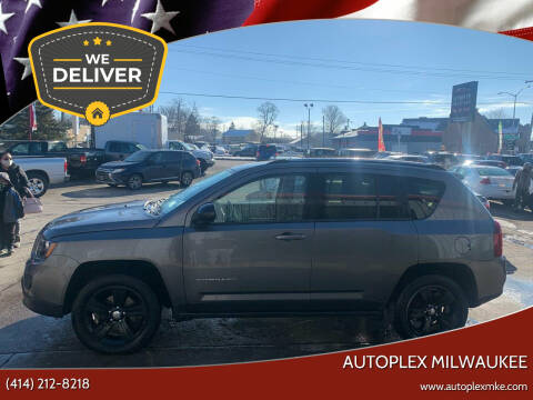 2014 Jeep Compass for sale at Autoplex 2 in Milwaukee WI