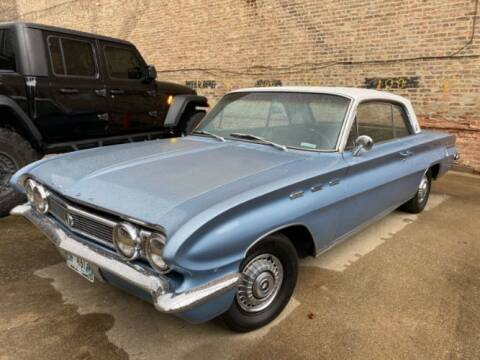1962 Buick Skylark for sale at Classic Car Deals in Cadillac MI