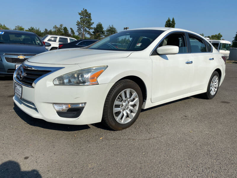 2014 Nissan Altima for sale at Universal Auto Inc in Salem OR