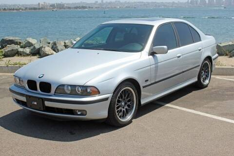 1999 BMW 5 Series for sale at Precious Metals in San Diego CA