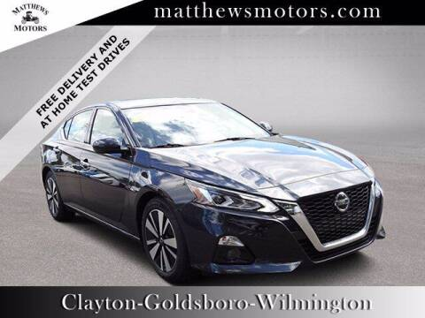 2019 Nissan Altima for sale at Auto Finance of Raleigh in Raleigh NC