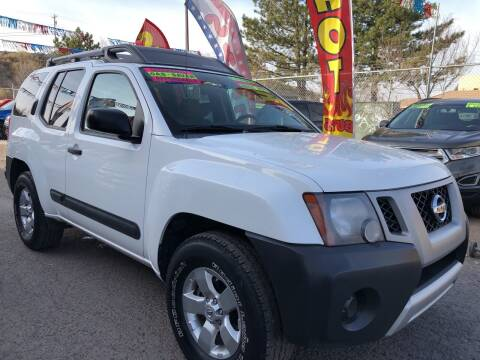 2013 Nissan Xterra for sale at Duke City Auto LLC in Gallup NM