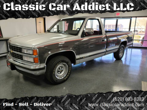 1991 Chevrolet C/K 1500 Series for sale at Classic Car Addict in Mesa AZ