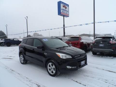 2015 Ford Escape for sale at America Auto Inc in South Sioux City NE