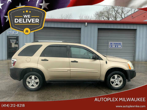 2005 Chevrolet Equinox for sale at Autoplex 2 in Milwaukee WI
