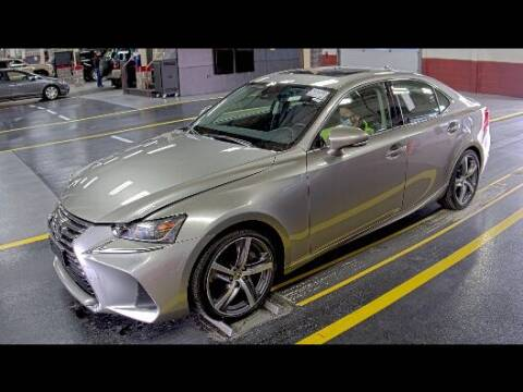 2018 Lexus IS 300 for sale at Great Lakes Classic Cars & Detail Shop in Hilton NY