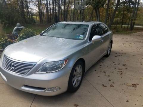 2007 Lexus LS 460 for sale at Classic Car Deals in Cadillac MI