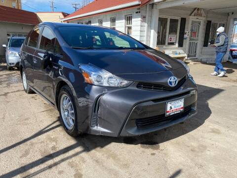 2016 Toyota Prius v for sale at STS Automotive in Denver CO