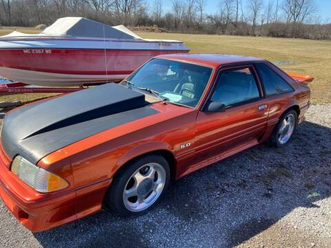 1994 Ford Mustang for sale at The Auto Depot in Mount Morris MI