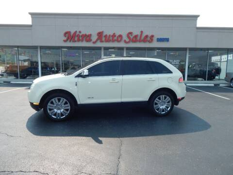2008 Lincoln MKX for sale at Mira Auto Sales in Dayton OH