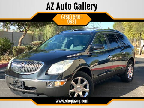 2009 Buick Enclave for sale at AZ Auto Gallery in Mesa AZ