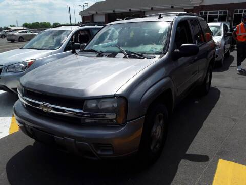 2007 Chevrolet TrailBlazer for sale at Franklyn Auto Sales in Cohoes NY