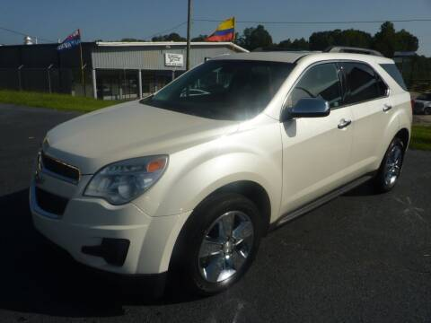 2014 Chevrolet Equinox for sale at Roswell Auto Imports in Austell GA